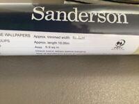 Sanderson wallpaper 1 roll