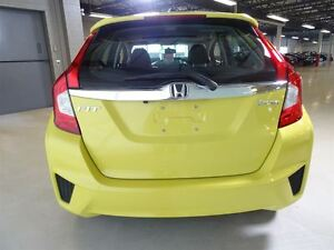 2016 Honda Fit EX-L Navi CVT West Island Greater Montréal image 5