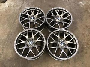 "18"" VMR Wheels 5x120 (BMW Cars)   *******Gun Metal Finish******** Calgary Alberta Preview"