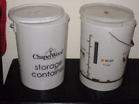 home brewing fermentation buckets