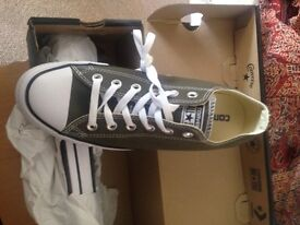 Brand new converse size 40