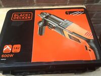 SDS Hammer Drill - BLACK + DECKER - BRAND NEW