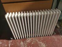 Victoria style column radiator