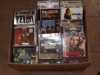 400 Plus Music CD's