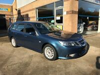 "Saab 9-3 SPORTWAGON 1.9 TiD ""ESTATE"" 150 BHP"