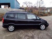 Opel Zafira Left Hand Drive