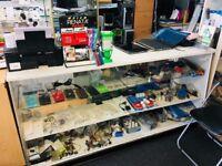 Shop dispay unit / counter