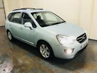Kia carens 2.0 crdi ls 7 seater in stunning condition 1 owner full service history mot till Oct 18