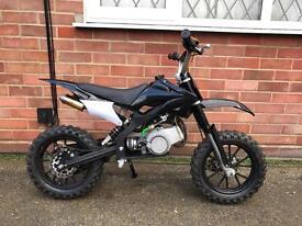 50 cc mini dirt bike/ not mini moto