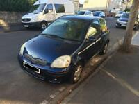 Toyota Yaris for sale as spares and repairs