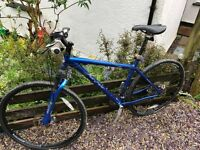 Gary Fisher Montare Hybrid Men's bike. Mechanical disk brakes. Good condition. Think it's 20' frame