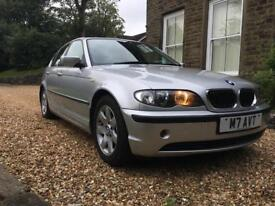 BMW 325i SE automatic+ Private plate(M7AVT) & very low miles