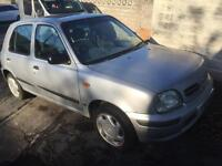 Nissan Micra 1.3 Ally