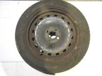 Fiat Grande Punto Vauxhall Corsa 15'' 4x100 SPARE WHEELS & Tyres 175/65/15