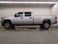 2014 GMC SIERRA 2500HD CREW CAB SLE 4X4 LONG BOX