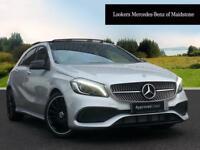 Mercedes-Benz A Class A 200 D AMG LINE PREMIUM PLUS 2017-10-31
