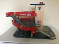 ELC (Mothercare) garage, parking