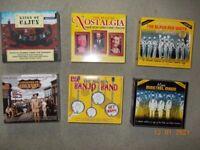 CD Box Sets x 3 (B)
