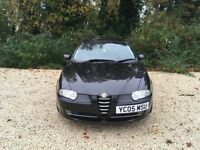 Alfa Romeo 147 2.0 T.Spark Lusso Hatchback 3dr Petrol 1 OWNER WITH FULL SERVICE HISTORY