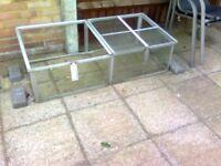 Aluminium Cold Frame
