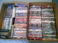 JOB LOT OF 140 DVDs