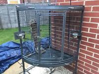 Corner cage- urgently need gone