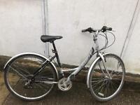 Low frame large bike
