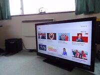 "42"" HD widescreen 3D LCD TV + glasses (Finlux 42F701)"