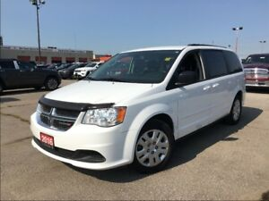 2016 Dodge Grand Caravan SXT**FULL STOW AND GO**BLUETOOTH**