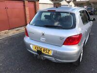 2006 Peugeot 307 1.6 HDi S 5dr Manual @07445775115