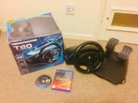 Thrustmaster T80 with Project Cars