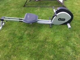 Exercise rowing machine