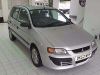 2002 Mitsubishi SPACE STAR