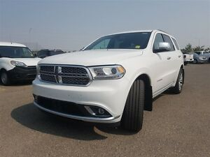 2017 Dodge Durango Citadel Platinum | Low Km's | Not A Miss Prin