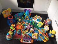 Big musical toy bundle