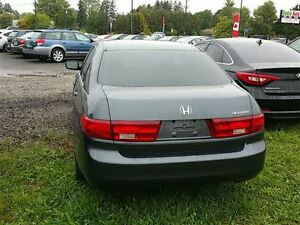 2005 Honda Accord EX-L - Managers Special London Ontario image 3
