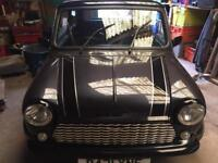 Classic mini (1275) fully rebuilt