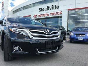 2016 Toyota Venza V6 Limited - Moonroof, Leather, Fully Loaded!