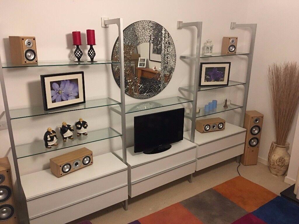 Ikea Anga Storage Unit for TV, Satellite, etc