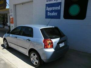 2006 Toyota Corolla SECA - Finance or (*Rent-To-Own $87 pw) Croydon Maroondah Area Preview