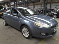 2007(57)FIAT BRAVO 1.9 DIESEL MULTIJET DYNAMIC 150BHP MET BLUE,6 SPEED,BIG MPG,CLEAN CAR