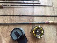 Fly Fishing Rods and Reel