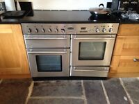 Rangemaster cooker and Oven- professionally cleaned