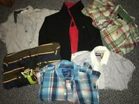 Boys clothes, mixed items aged 6-7