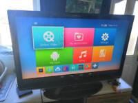 """42"""" bush lcd tv and android tv box"""