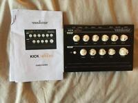 📦 STUDIO CLEAROUT 📦 Vermona Kick Lancet Analog Drum Machine