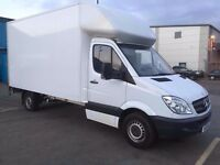 Man & Van (Luton van with tail lift) Cheap and Reliable Service