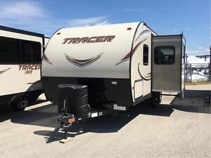 2016 Prime Time Manufacturing Tracer Air Travel Trailer 244AIR