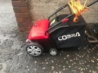 Cobra 2-in-1 Scarifier and Areator