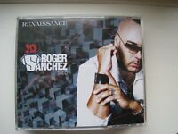 BRAND NEW Renaissance 3D Roger Sanchez